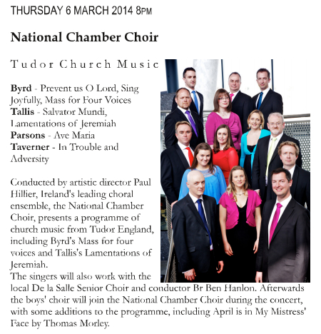 National Chamber Choir